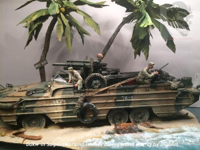 Duck gmc,avec canon de 105mn,a Saipan - Page 4 231966IMG4594