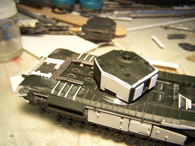 Churchill mk3* Normandie 44 2327301005943