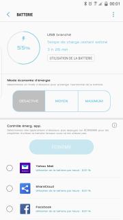[ROM Custom] - [OFFICIELLE] - Android 7.0 - KING Nougat - V10.1 - DQBC - S7 [G930F/FD] - 14/04/2017 233695Screenshot20161114000136
