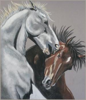 Version 1 - Horses 234420combatdechevaux