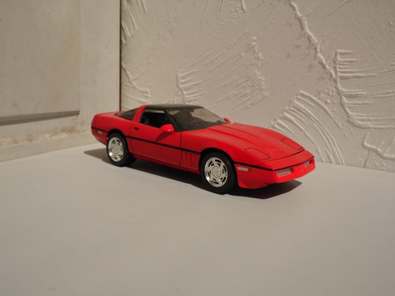 Chevrolet Corvette's C4. 234867SAM4994