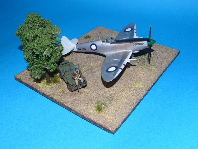 Spitfire Mk VIII RAAF (AZ Model 1/72) 235048DSC00903