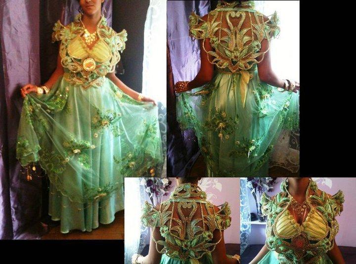 فساتين تقليدية للعروس الجزائرية-----سطايفي 236163ST4