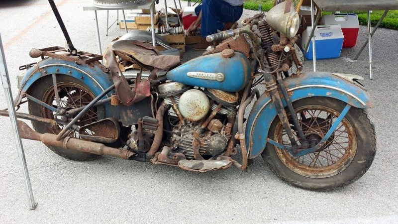 Les vieilles Harley....(ante 84) par Forum Passion-Harley - Page 40 238320pan48