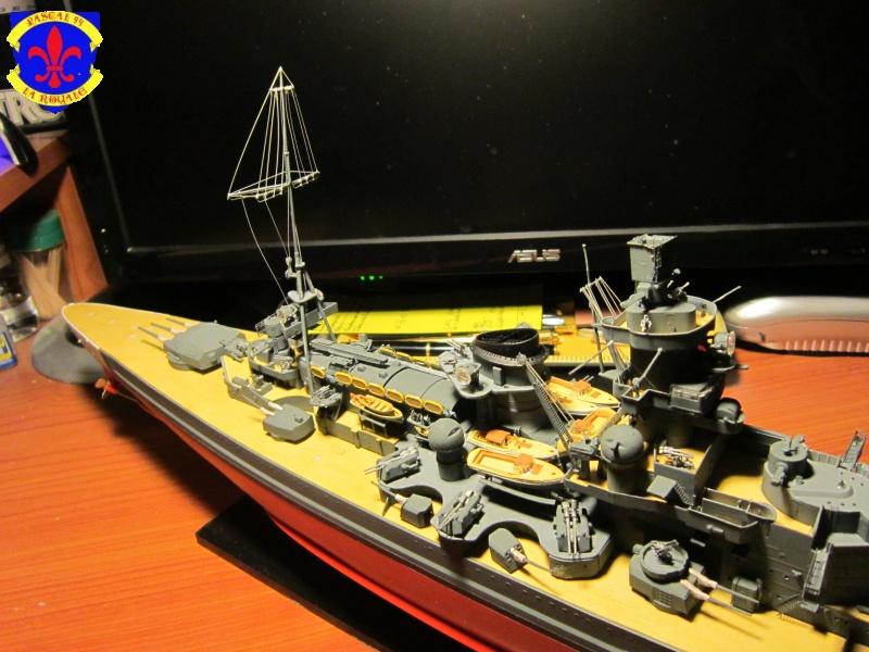 Croiseur de bataille Scharnhorst  au 1/350 de dragon - Page 7 238458IMG1395L