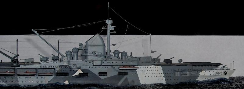 DKM Graf Zeppelin 1/720 [Revell] 238761HPIM1834