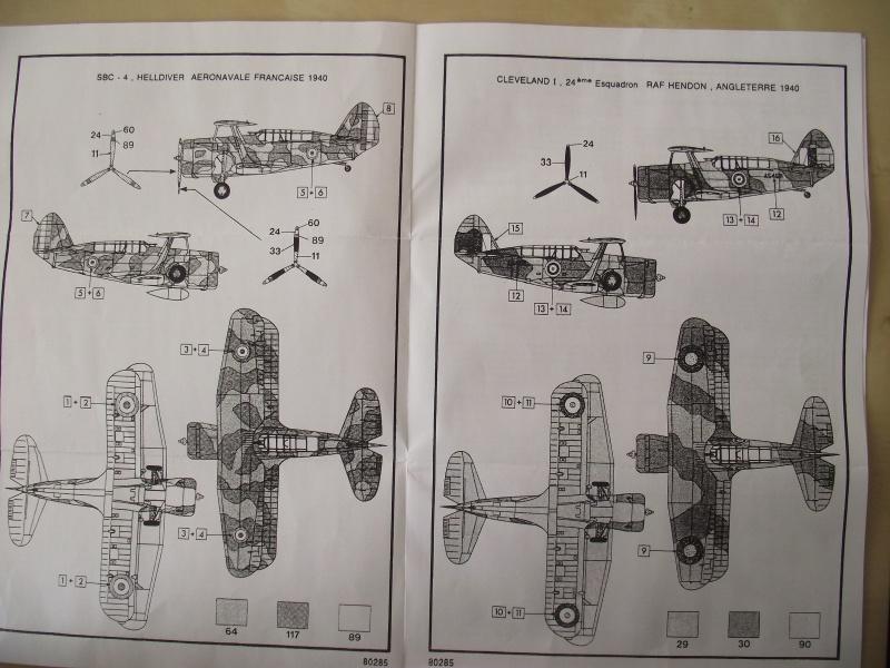 [Heller] Curtiss SBC-4 Helldiver 240180DSCF2192