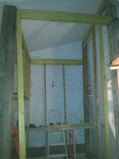 La construction de mon bloc dans le garage 24029720140907193445