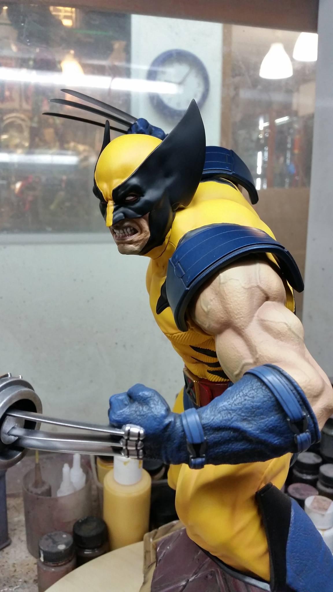 Premium Collectibles : Wolverine - Comics Version - Page 2 2408571048395914171090585097895961617309565397717o