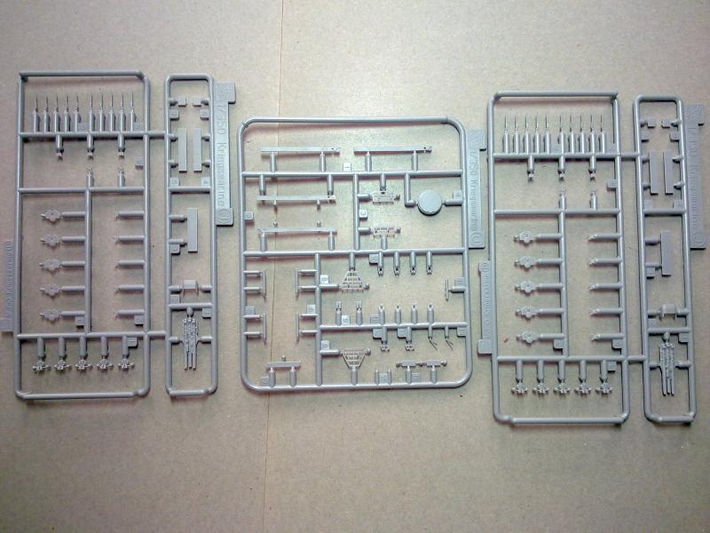 DKM Scharnhorst de  Dragon 1/350° - Page 2 241123200120111137