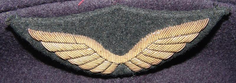 Insigne de casquette armée de l'air 241553DSC03