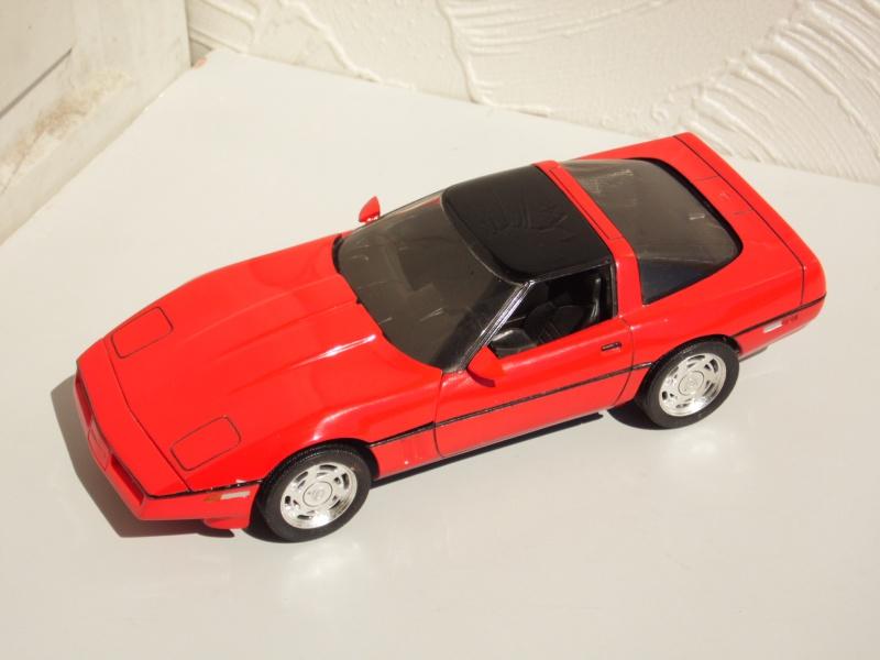 Chevrolet Corvette's C4. 242112SAM4998