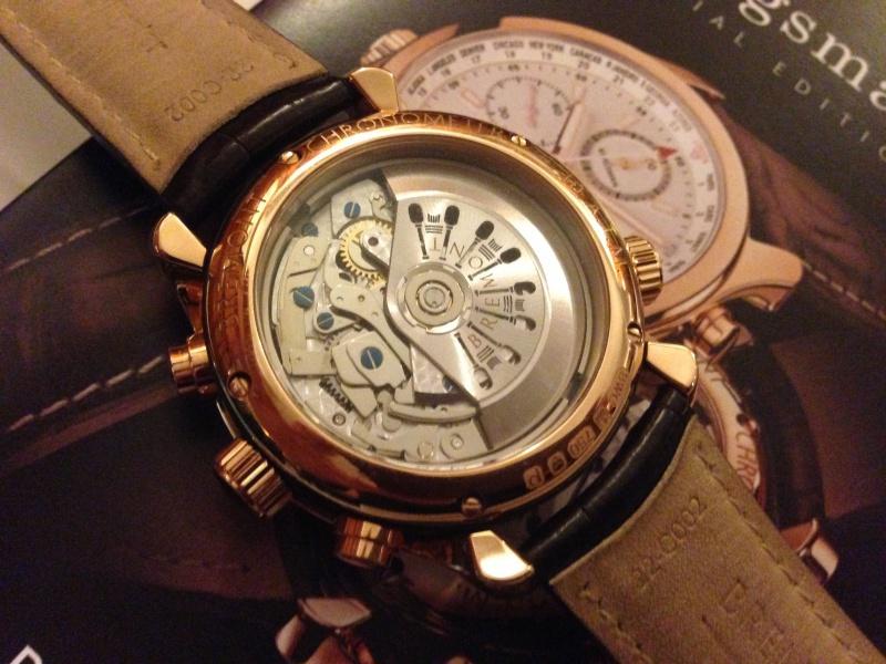 La montre de l'homme du roi ! 243887008