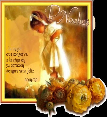 Nena con Frase 245298noches