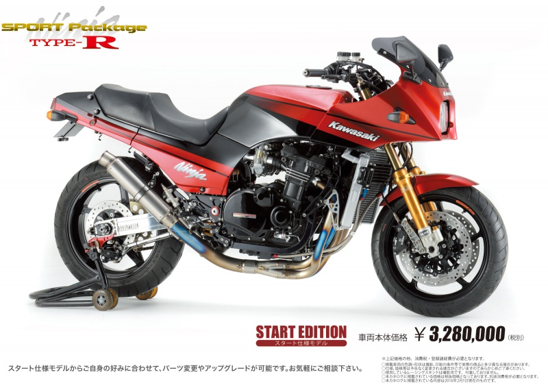 Kawasaki GPZ-R 900 et 750, 1000 RX, ZX 10 TOMCAT - Page 7 245471201601ninjaR1