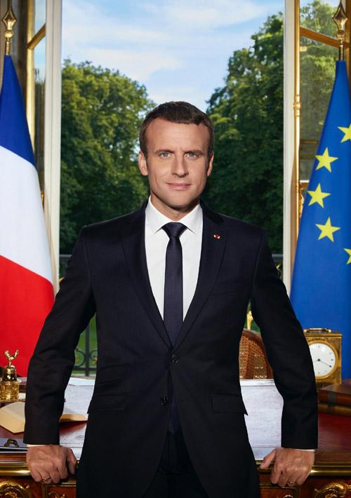 Emmanuel Macron sera-t-il le meilleur président de la V° République ? - Page 2 245933Macron