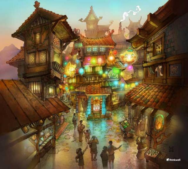 [Chine] Monkey Kingdom Theme Park & Resort (2015)  245950MKTP3