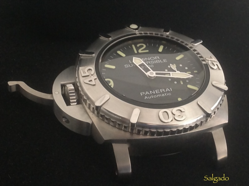 Revue Panerai Luminor 1950 Submersible 2500 Destro 358 SL 246552IMG1480
