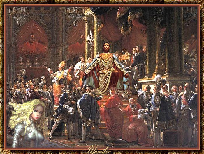 le roi de France Charles VII et Jeanne d'arc 247046Sanstitre2azsq
