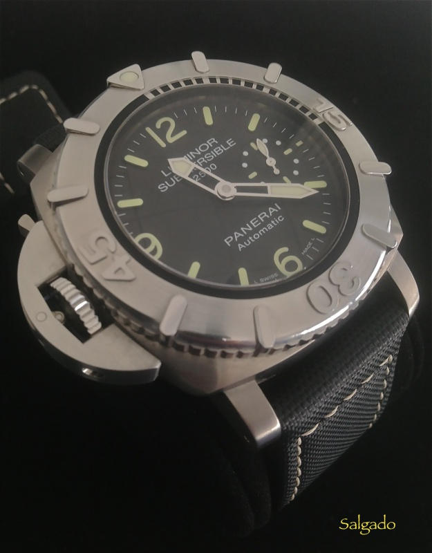 Revue Panerai Luminor 1950 Submersible 2500 Destro 358 SL 247254IMG1483
