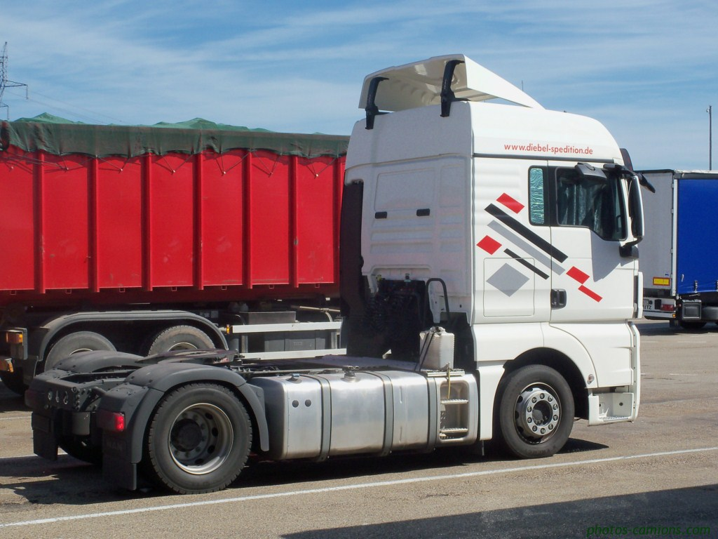 Diebel Spedition (Kassel),transporteur pour DPD (Dynamic Parcel Distribution) 247783photoscamions17septembre201119Copier