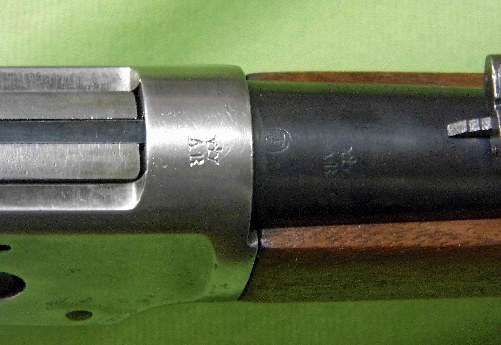La Winchester 1894 de Bouffaleau Grill 248139Winchester18944986577Npoinons