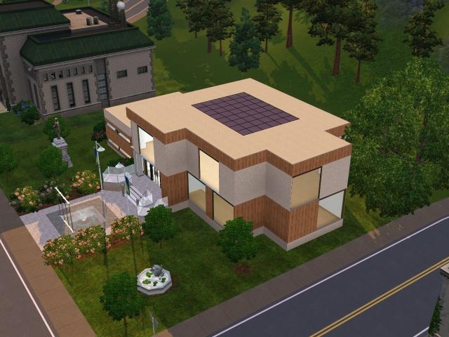 [Sims3]-Débutant- Atelier construction moderne.  - Page 14 249412Screenshot7