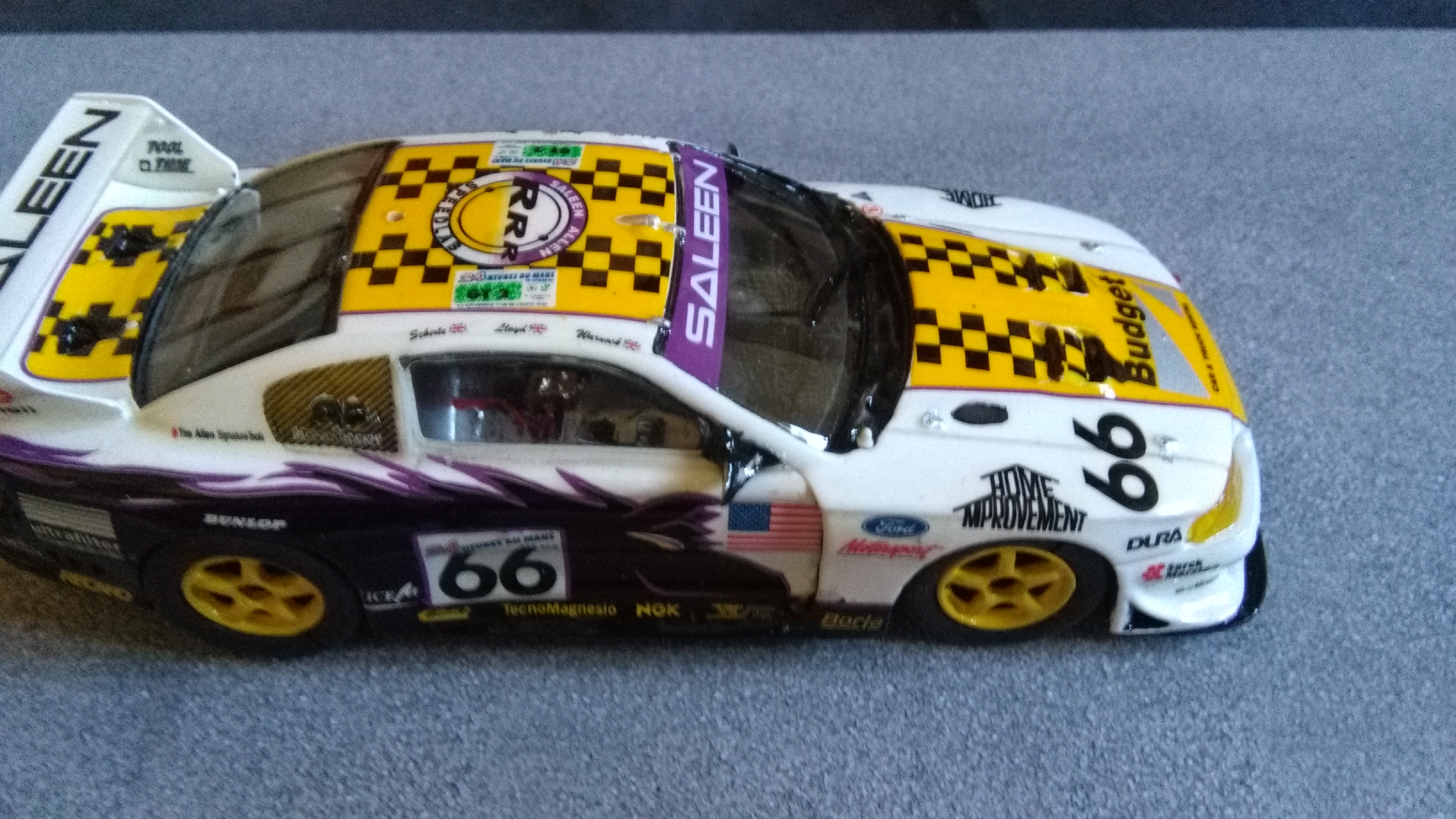 Mustang Saleen Le Mans 1997 #66 (not me) 249760IMG20170713190215