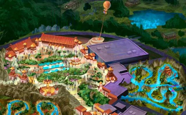 [Chine] Monkey Kingdom Theme Park & Resort (2015)  250560MKTP12