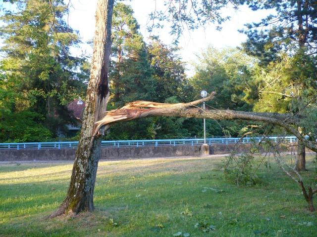Orages monstres sur le Bordelais dans la nuit du 25 au 26/07 et du 26 au 27/07 251696P1200624