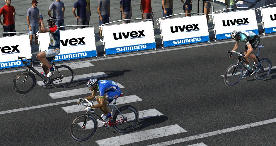 [PCM 2013] Hidro Santa-Cruz [Vuelta al Tachira en Bicicleta] 25187001Etape1