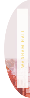✻ membre de la wadham hall