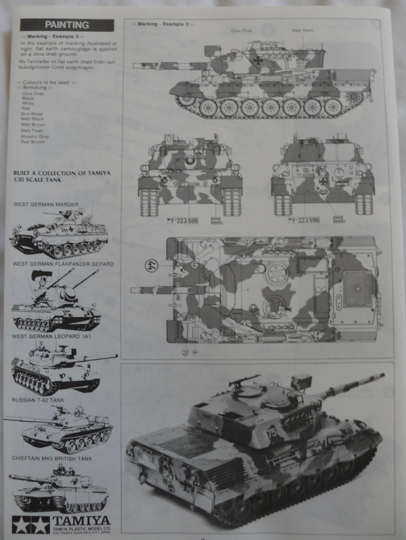 Bundeswher Leopard A4 253531leoparda409