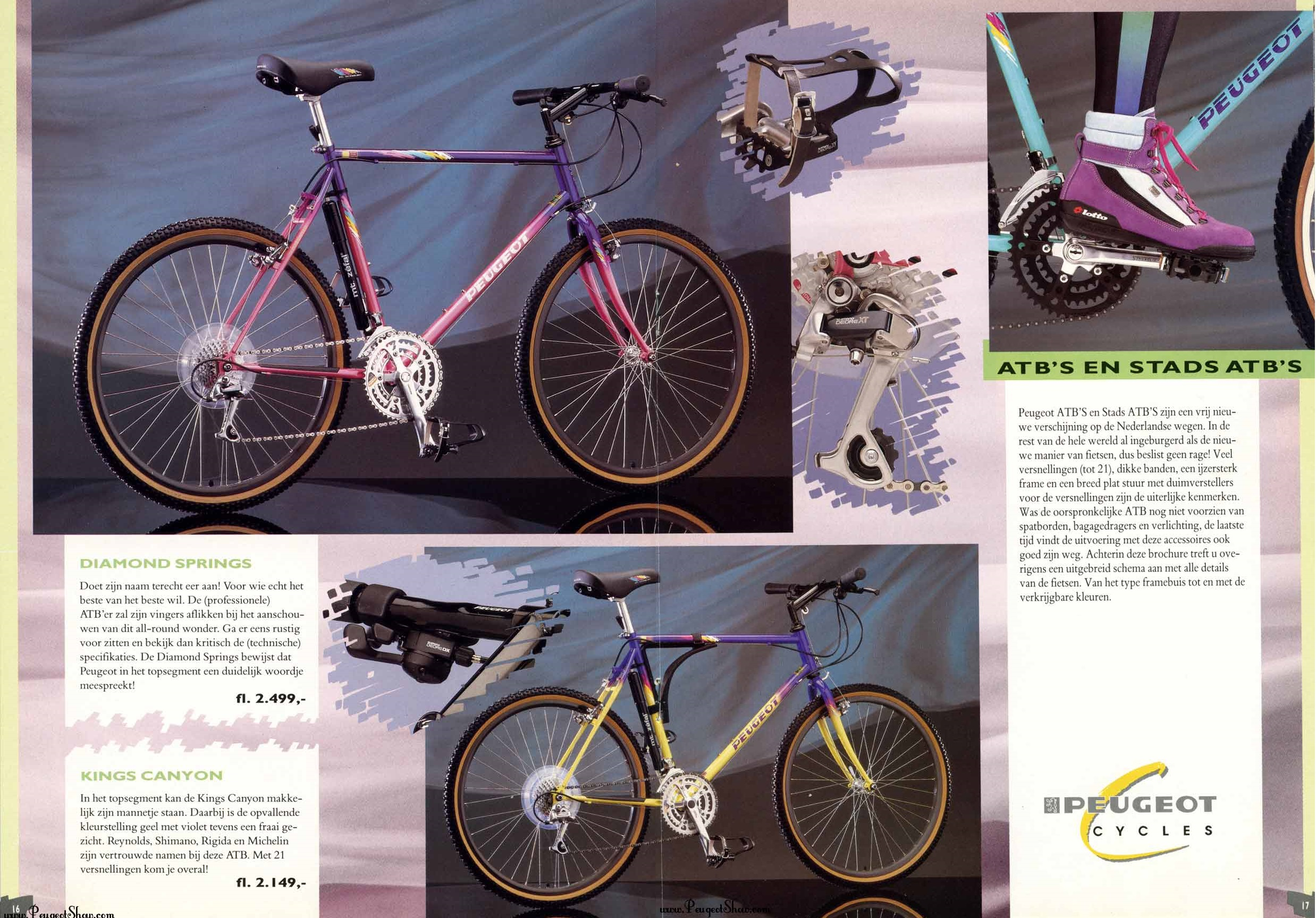 VTT Peugeot Alpine Express 11/1987 - Page 7 253702kings