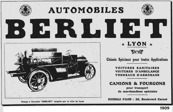 Des camions à gogo....Musée des sapeurs pompiers de Lyon - Page 6 2544041909Berliet