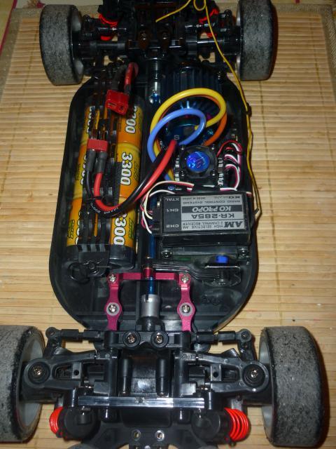 TT01D Civic Honda 254463mmdfx026