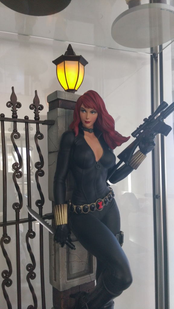 Premium Collectibles : Black Widow - Comics version - Page 3 255915IMAG0198