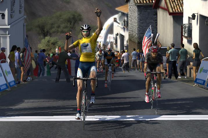 [PCM 2013] Hidro Santa-Cruz [Vuelta al Tachira en Bicicleta] 25662302Etape5