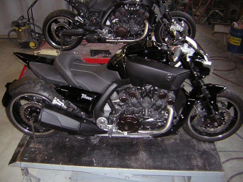 Photos de toutes les Yamaha MT-09 du forum ! :) - Page 2 256733DSCN7390