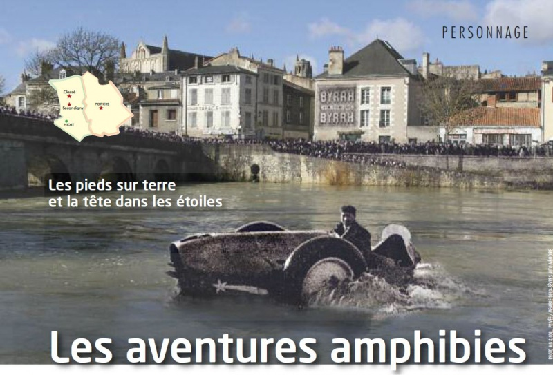 Ulysse Texier de la Caillerie et ses amphibies 256766Capture