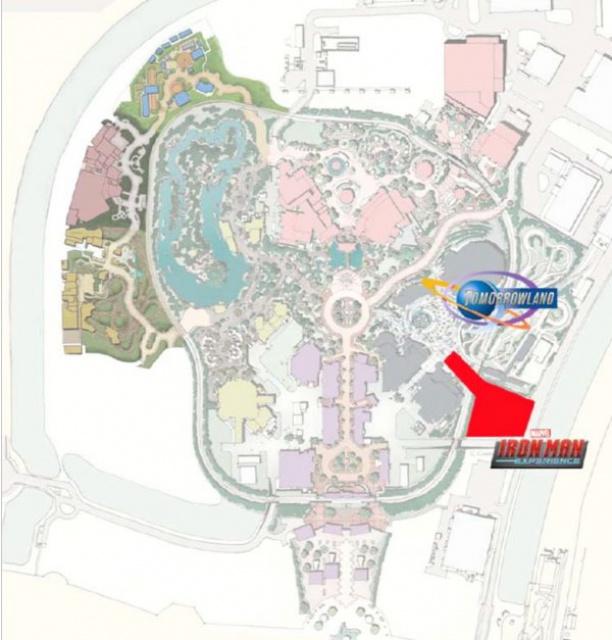 [Hong Kong Disneyland] Nouveaux Lands en prévision  - Page 3 256779IME