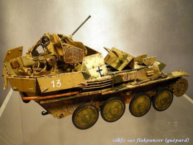 sd.kfz 140 flakpanzer (gépard) maquette Tristar 1/35 - Page 2 258081IMGP3209
