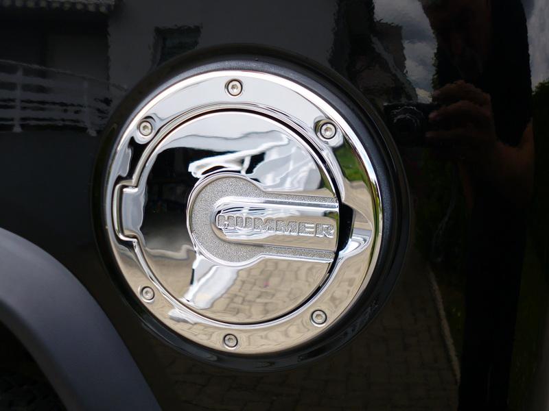 HUMMER H2 V8 6,2L Luxury 2008  (RUN) 258130P1040050