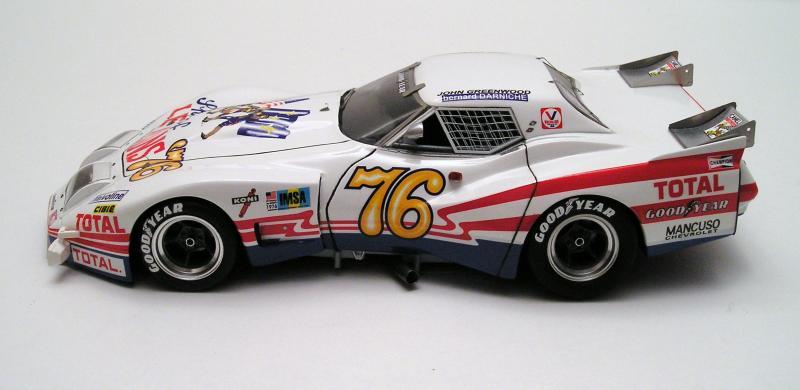 Corvette Greenwood le Mans 1976 261348017