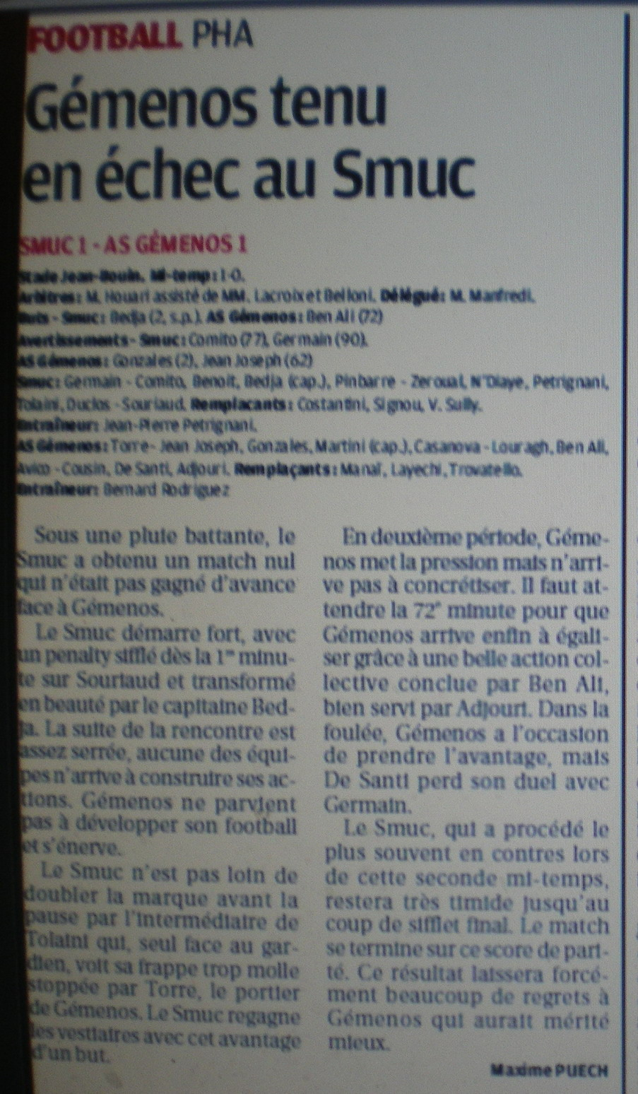 GEMENOS ....A TOMBEAUX OUVERTS// DHR - Page 3 261987IMGP5233