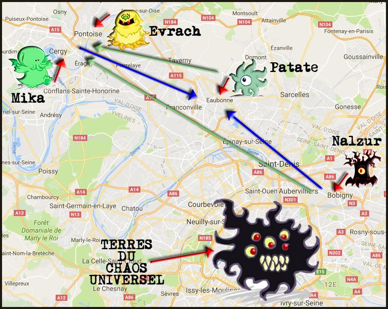 Parties amicales sur Cergy-Pontoise (95) 263794valdoise