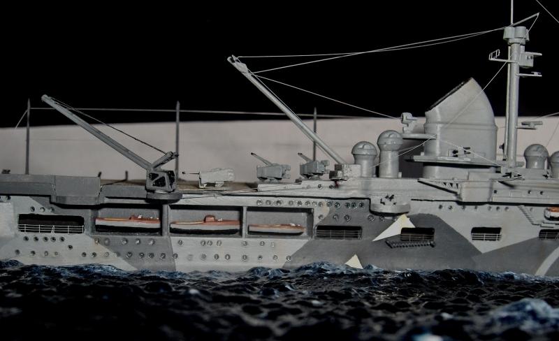 DKM Graf Zeppelin 1/720 [Revell] 264480HPIM1831