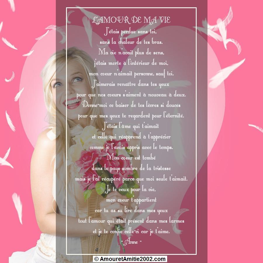 poeme du jour de colette 264603poeme161lamourdemavie