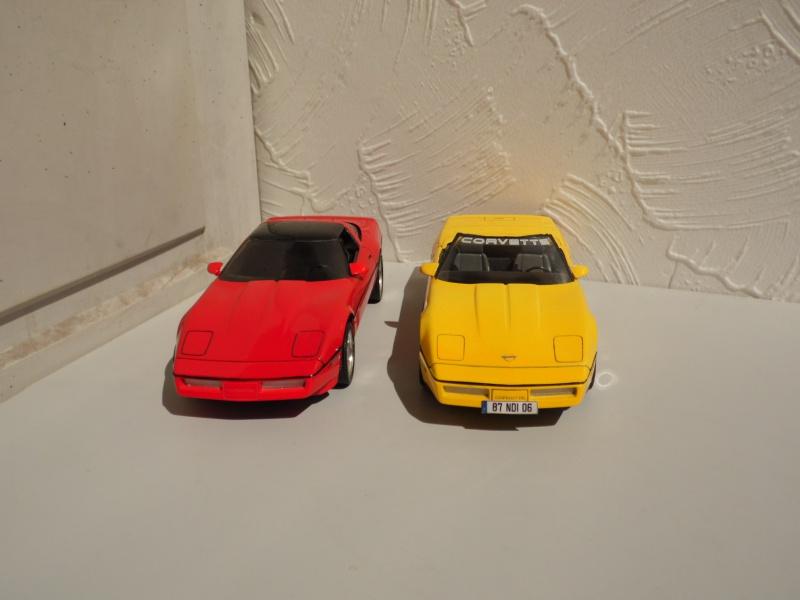 Chevrolet Corvette's C4. 264764SAM5002