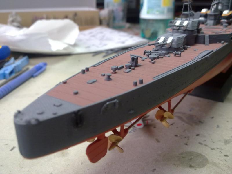 croiseur lourd Mogami au 1/350 par Pascal 94 - Tamiya  - Page 6 264862040120111051